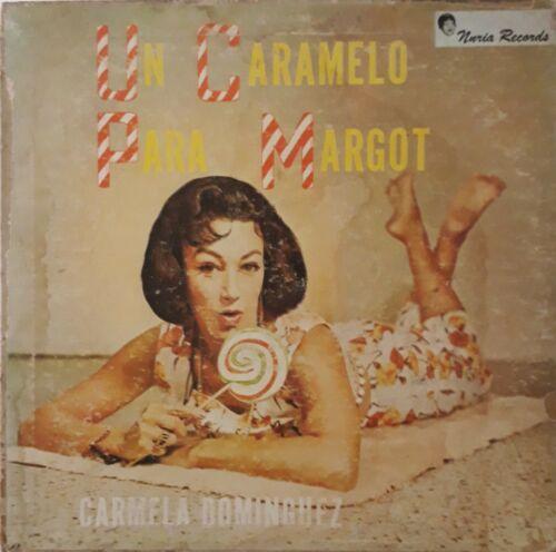 Guaracha LP Carmela Dominguez Maximo Rodriguez   Un caramelo para margot HEAR