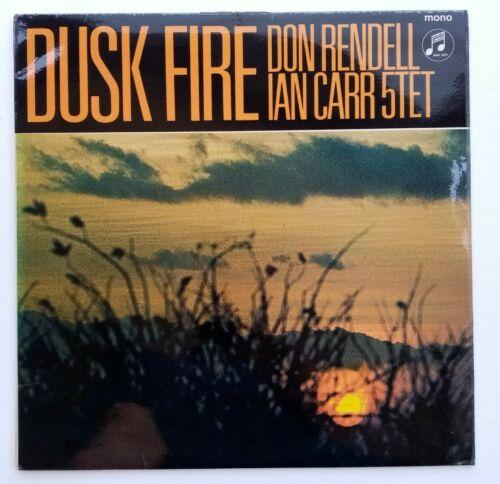 Don Rendell   Ian Carr Quintet   Dusk Fire   1966 UK Columbia Jazz LP SX 6064
