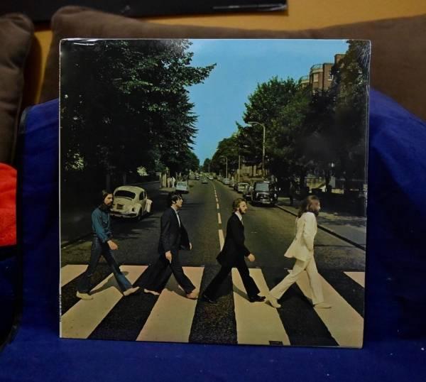 BEATLES MEGA RARE SEALED LP ABBEY ROAD 1969 USA 1ST PRESS APPLE RECORDS OOP