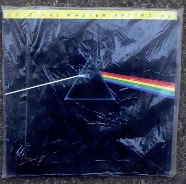 MFSL PINK FLOYD Dark Side Of The Moon LP SEALED Japan