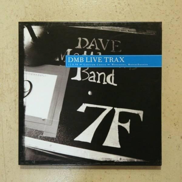 Dave Matthews Band   DMB Live Trax Vol 1   12 8 98   4 LP Vinyl Limited Edition