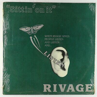 Rivage   Sittin  On It LP   Sun Glo   Rare Soul Funk SEALED