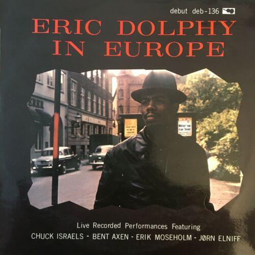 Lp  Debut Eric Dolfy Spirits Deb 136 In Europe