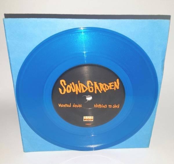 Soundgarden HUNTED DOWN ORIGINAL Sub Pop USA SP12a Nirvana Mudhoney Grunge TAD