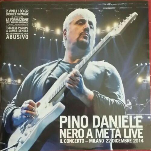 Pino Daniele Nero A Met   Live Lp   prima stampa raro