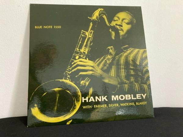 HANK MOBLEY        Quintet   ORIG BLUE NOTE  BLP 1550 Vinyl LP Mono CLEAN rare
