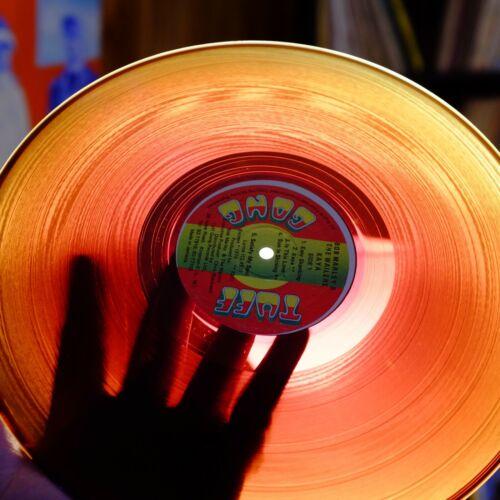 Jamaica Press Bob Marley The Wailers Kaya TUFF GONG Red Rare Vinyl Lp Holy Grail