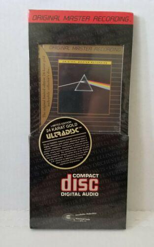 MFSL Pink Floyd Dark Side Of The Moon  24 Karat Gold  CD Longbox      Sealed