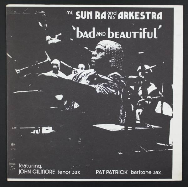 SUN RA Bad And Beautiful LP El Saturn 532 Rare Cosmic Jazz Original M
