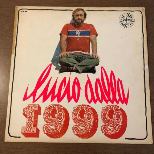 LUCIO DALLA 1999   ARC SA 16 1966 LP VINILE 33 giri PRIMA STAMPA ITALY VINYL