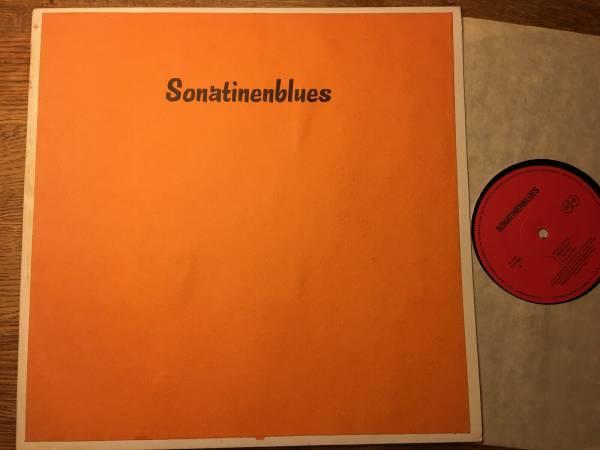 Sonatinenblues LP private press Kraut Prog lim 100 mega rare NM Ohr Pilz