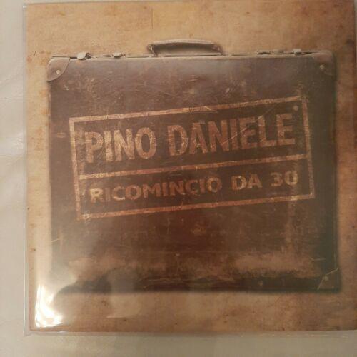 4 LP Pino Daniele        Ricomincio Da 30 promo