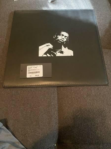 Travis Scott Saint Laurent Colette Brand New Limited Edition Vinyl 331  500 Rare
