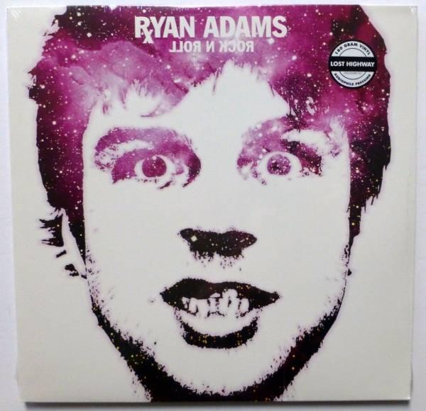 RYAN ADAMS Rock N Roll LP SEALED 2003 alternative rock 180 gram vinyl mm83