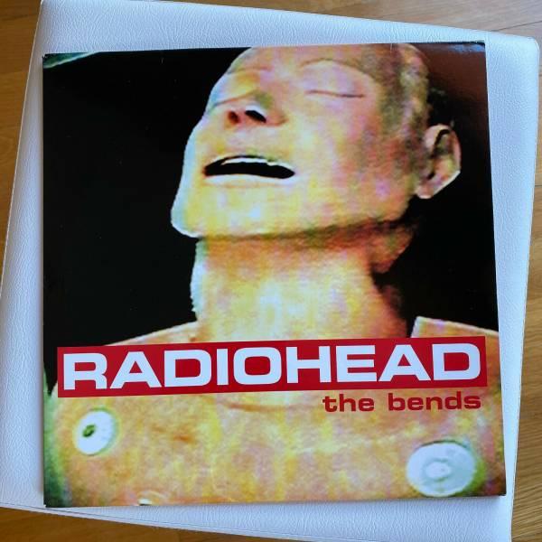RADIOHEAD The Bends   LP 1995 UK 1st Pressing