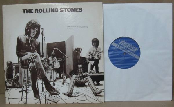 ROLLING STONES   Special Radio Promo LP 1969   London RSD 1   EX EX RARE
