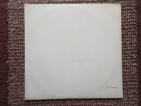 The Beatles 2 LP   The White Album   UK 1968 Mono Top Loader Ex Complete Listen