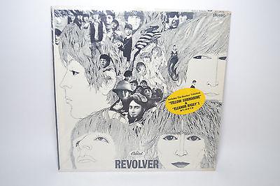 Revolver The Beatles NMNM Vinyl  Cover ST2576 1966 rare yellow sticker