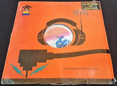 U 2  Achtung Baby  sehr sehr seltene Sono Rodven Promo Discos LP aus Venezuela