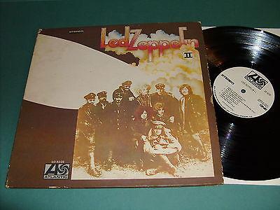 LED ZEPPELIN II SD 8236 DJ PROMO WLP RL IN DEAD WAX 1969 ORIG  LP