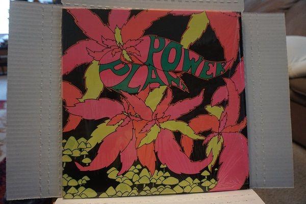 GOLDEN DAWN   Power Plant 1st press IA LP  4   NM original Rare Psych LP SHRINK