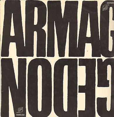 PROG KRAUTROCK LP  ARMAGEDDON SAME  ORG  KUCKUCK GERMANY 1970 MINT TOPRARE