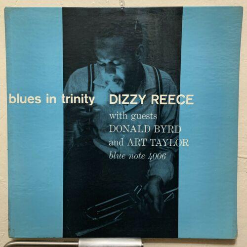 DIZZY REECE BLUES IN TRINITY BLUE NOTE BLP 4006 NY DG MONO VINYL LP NM  VG