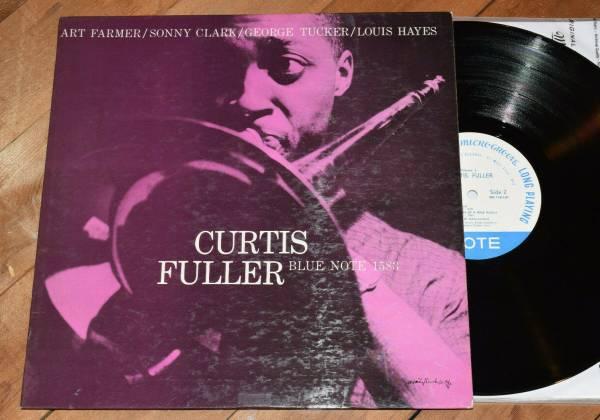 Curtis Fuller Vol 3 NM  1st DG W63 Blue Note 1583 lp Sonny Clark Art Farmer