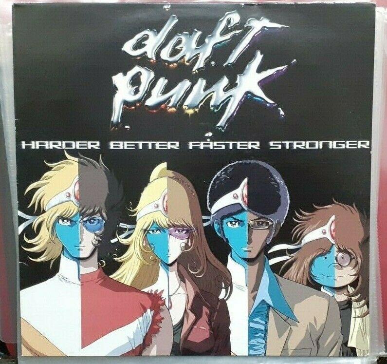 Daft Punk    Harder Better Faster Stronger Virgin    VST1822   7243 546026 6 5 12