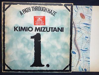 KIMIO MIZUTANI   A Path Through Haze PSYCH PROG ORIG JAPAN LP w insert POKORA