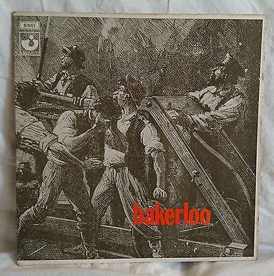 BAKERLOO LP 1969 UK ORIGINAL PRESSING EMI HARVEST PROG PSYCH BLUES EXC