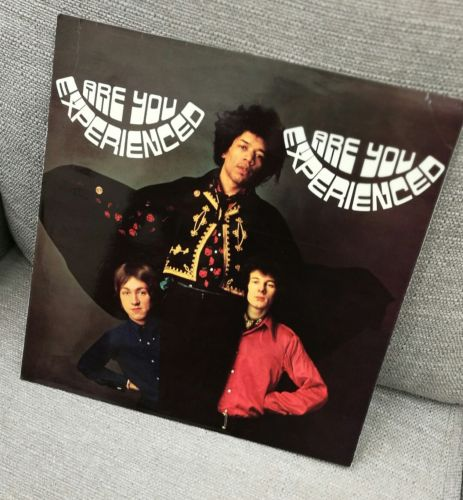 JIMI HENDRIX Are You Experienced UK MONO 1967 1st pressing LP Av1 EX  Psych