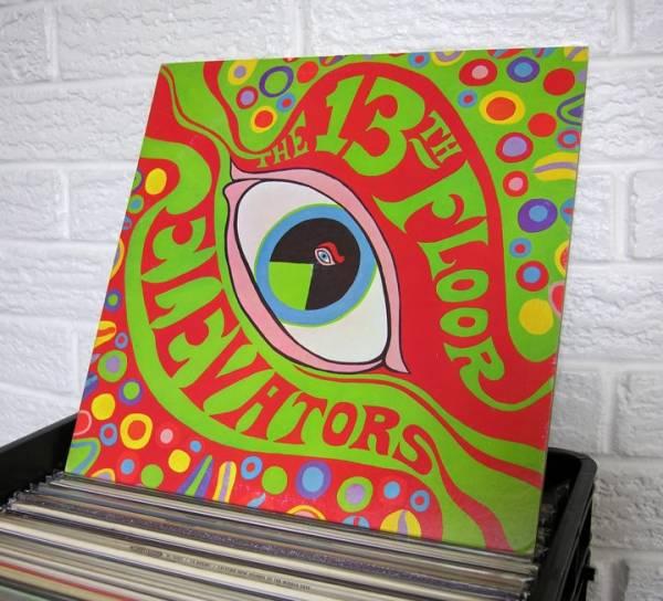 THE 13th FLOOR ELEVATORS 1966 LP MONO Garage Psych IA Roky Erickson NEAR MINT