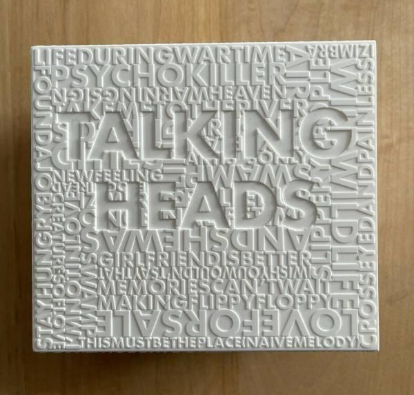 Talking Heads  DualDisc  by Talking Heads  CD  Oct 2005  8 Discs  Rhino  Label