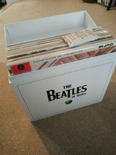 The Beatles in Mono Vinyl LP Boxset