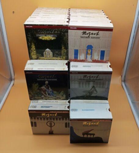 Komplette CD Complete Mozart Edition Sammlung 1 45 insgesamt 179 Cds Neuwertig