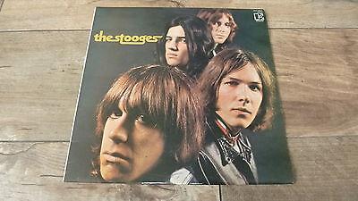 The Stooges   Same 1969 UK LP ELEKTRA 1st ORANGE EKS 74051 IGGY POP PSYCH PUNK