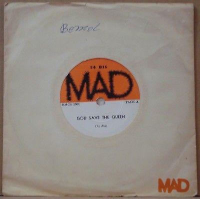 14 BIS 1972        God Save The Queen        Killer Psych Fuzz Guitar 7         BRAZIL 45 HEAR