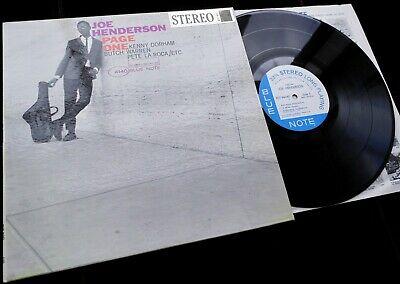 Joe Henderson   Kenny Dorham   Page One   Original US Blue Note BST 84140 LP