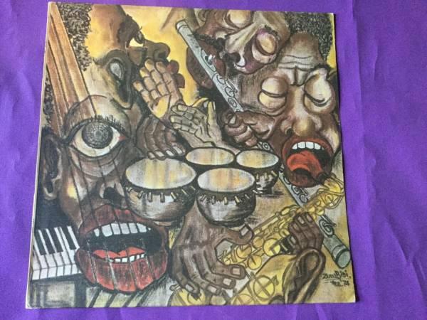 VERY RARE 1974 SOUTH AFRICAN CAPE JAZZ LP   BATSUMI  SUPERB COPY R T AFROBEAT