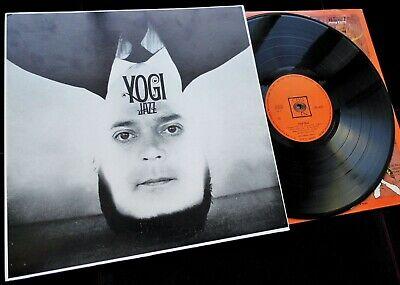Joki Freund Sextet      Yogi Jazz   Original CBS 62273 Tri Fold Mono LP