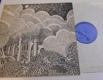 SHIDE AND ACORN Under The Tree ORIG 1st Press LP MEGA RARE Acid Folk Psych