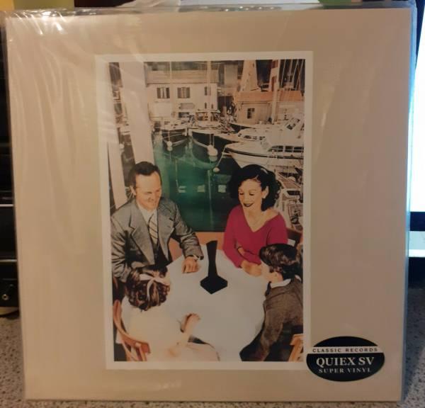 LED ZEPPELIN PRESENCE CLASSIC RECORDS QUIEX VINYL LP US 2000 180 GR  SEALED MINT
