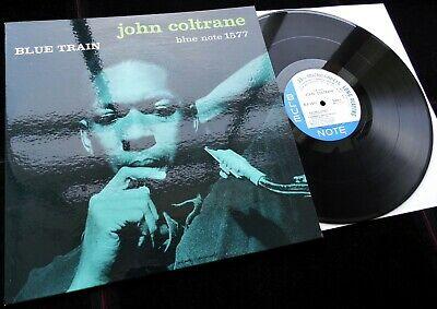 John Coltrane   Curtis Fuller   Blue Train   US Blue Note BLP 1577 Mono DG LP