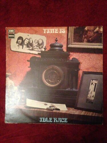 Idle Race   Time Is   Lp Vinyl 1971 Original Regal Zonaphone Stereo SLRZ 1017