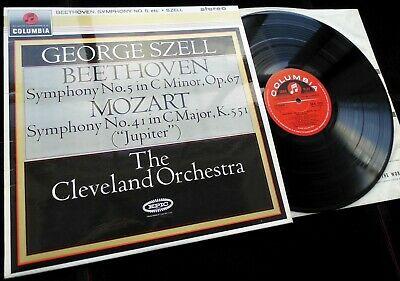 Beethoven  Symphony No  5   George Szell   Columbia SAX 2552 ED1 LP