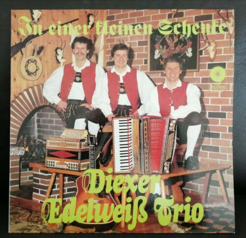 LP   DIEXER EDELWEI   TRIO  VM RECORDS 13391  RAR  NEAR MINT