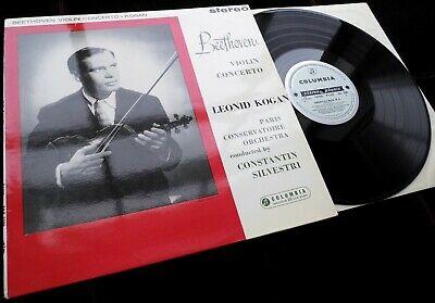 Beethoven  Violin Concerto   Leonid Kogan   Columbia SAX 2386 ED1 LP