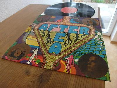 AFTER TEA JOINT HOUSE BLUES DUTCH HEAVY PROG 1970 MINT LP