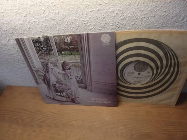 NIRVANA LOCAL ANAESTHETIC LP ORIG UK 1971 SWIRL VERTIGO MONSTER PROG